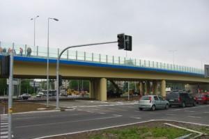 Мост в Краков, Полша
