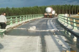 Реконструкция на моста Saint Geours - Франция